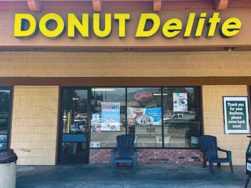 Donut Delite store