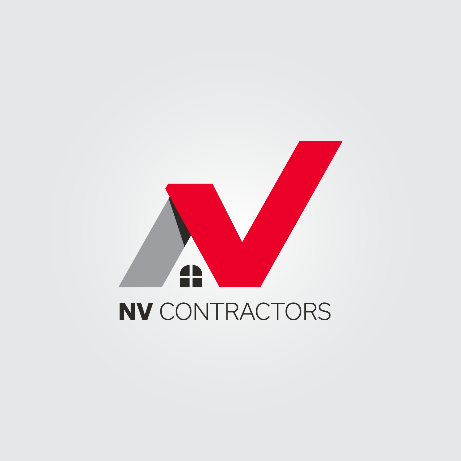 a concrete contractor logo