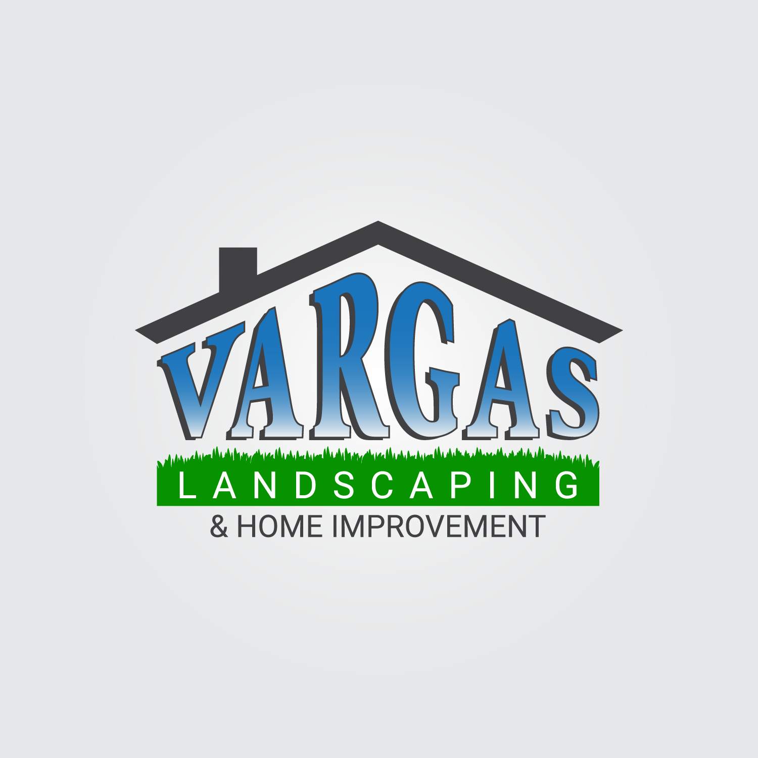 a landscape construction logo