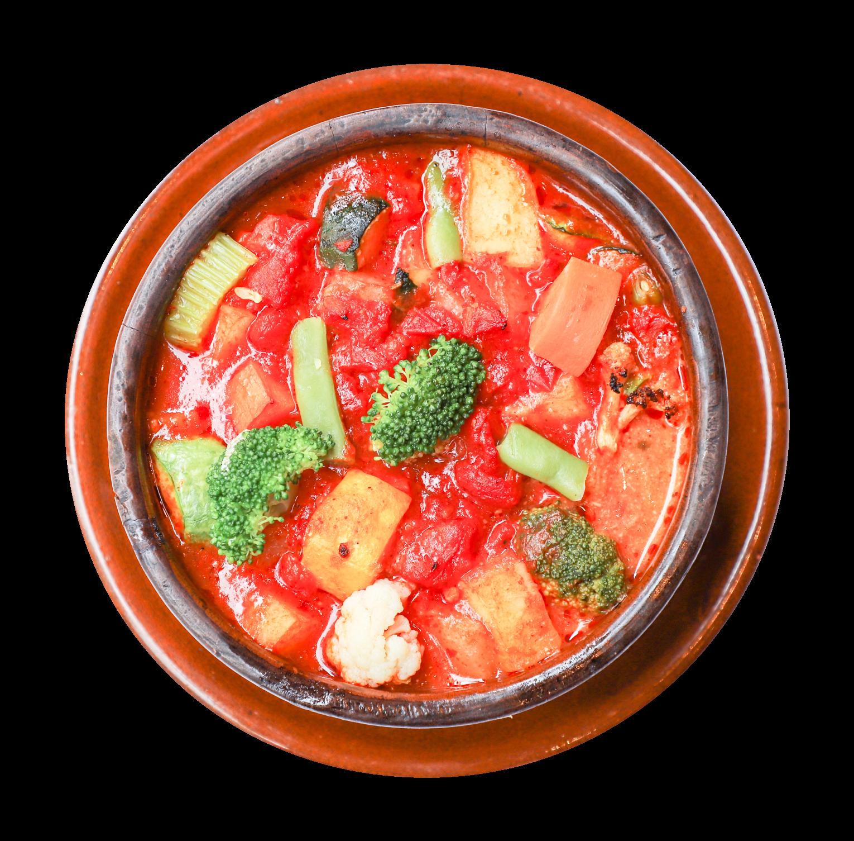 Aziza Vegetable Tagine