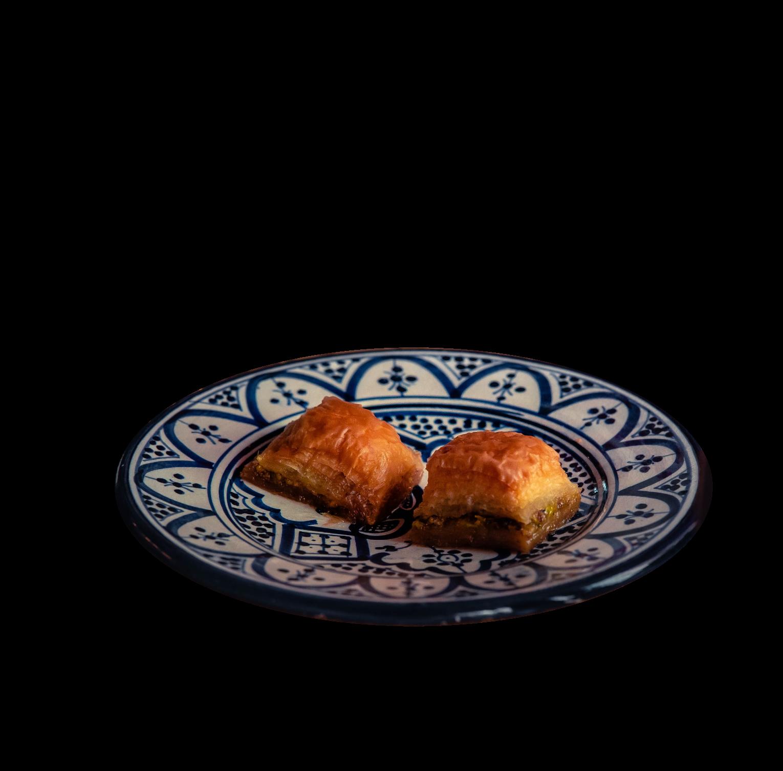 Baklava with Pistachios