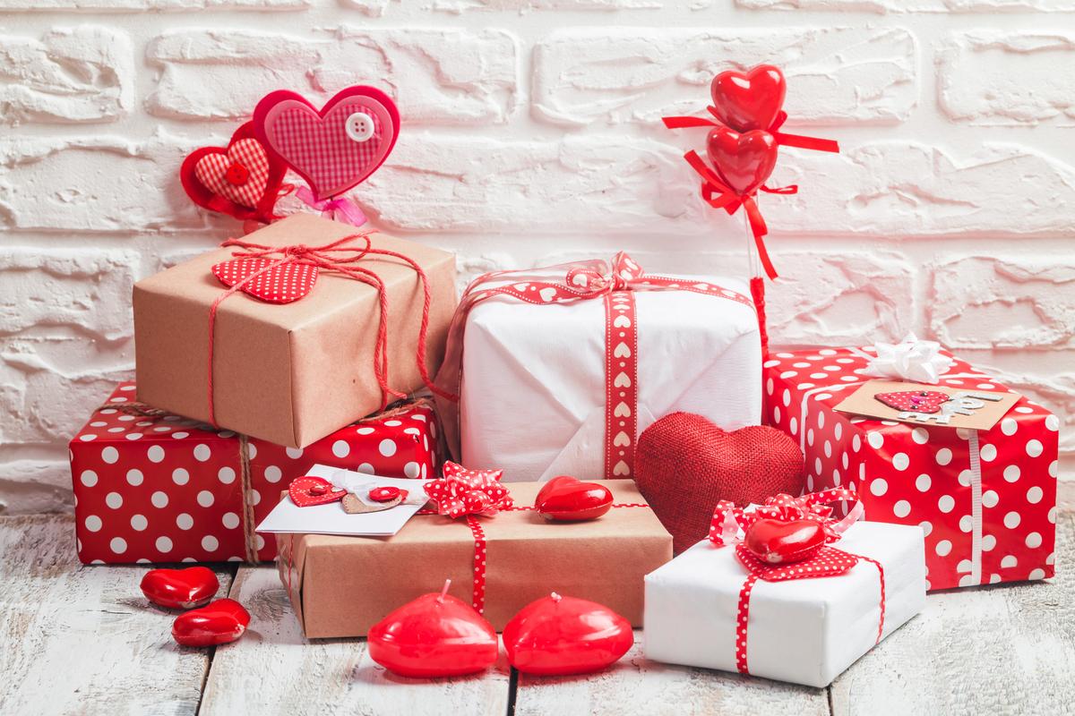 Valentin-nap ajándék