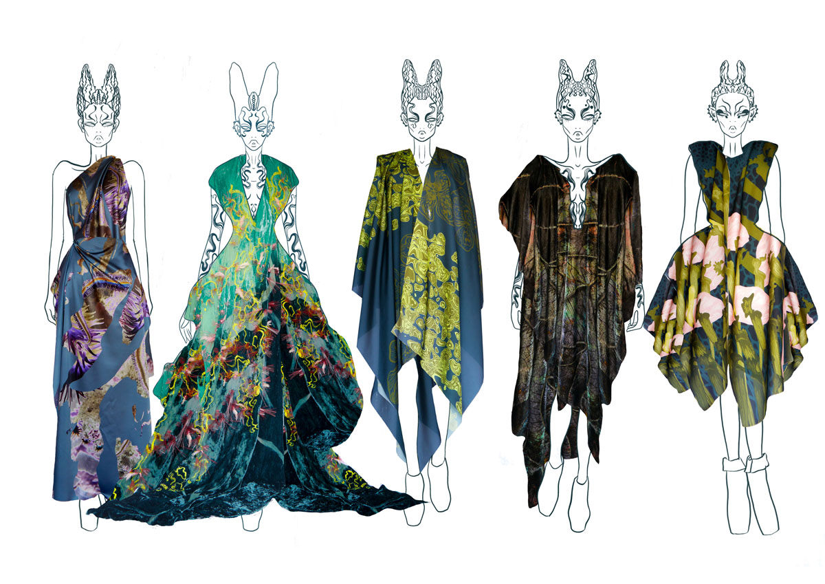 Dystopian Couture