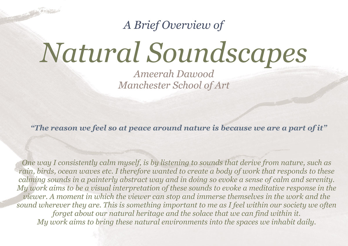 Natural Soundscapes