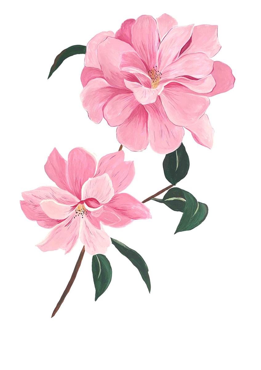 Flourishing Florals
