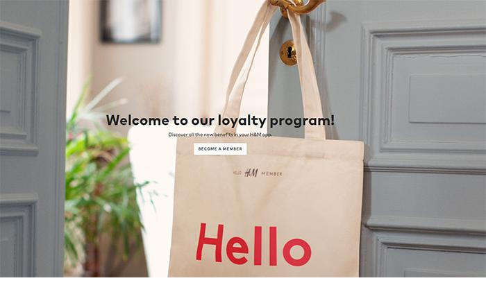 fashion loyalty programs