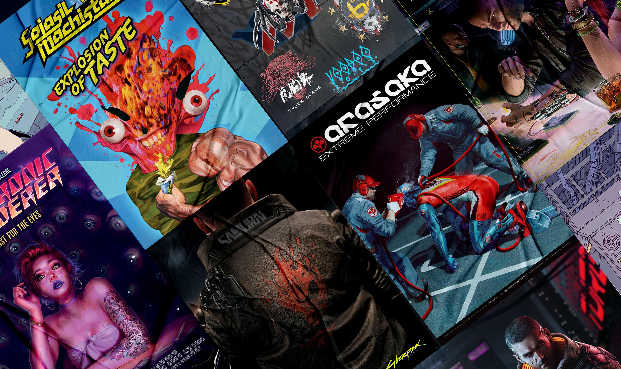 Cyberpunk 2077 Other Artwork