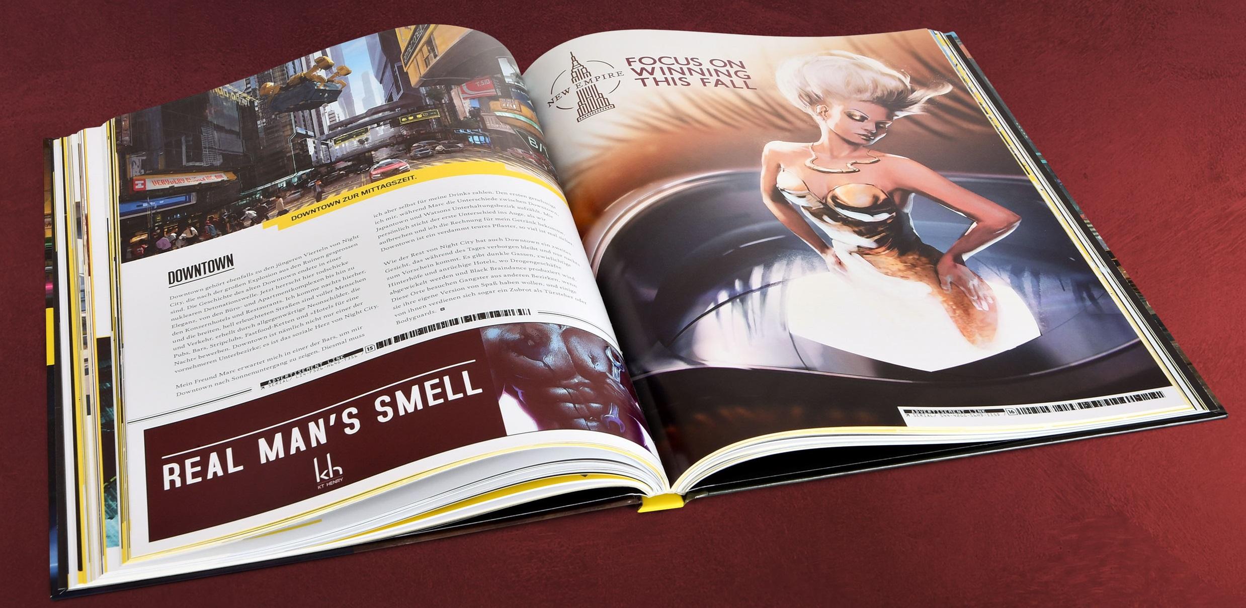 Cyberpunk 2077 Book Image 2