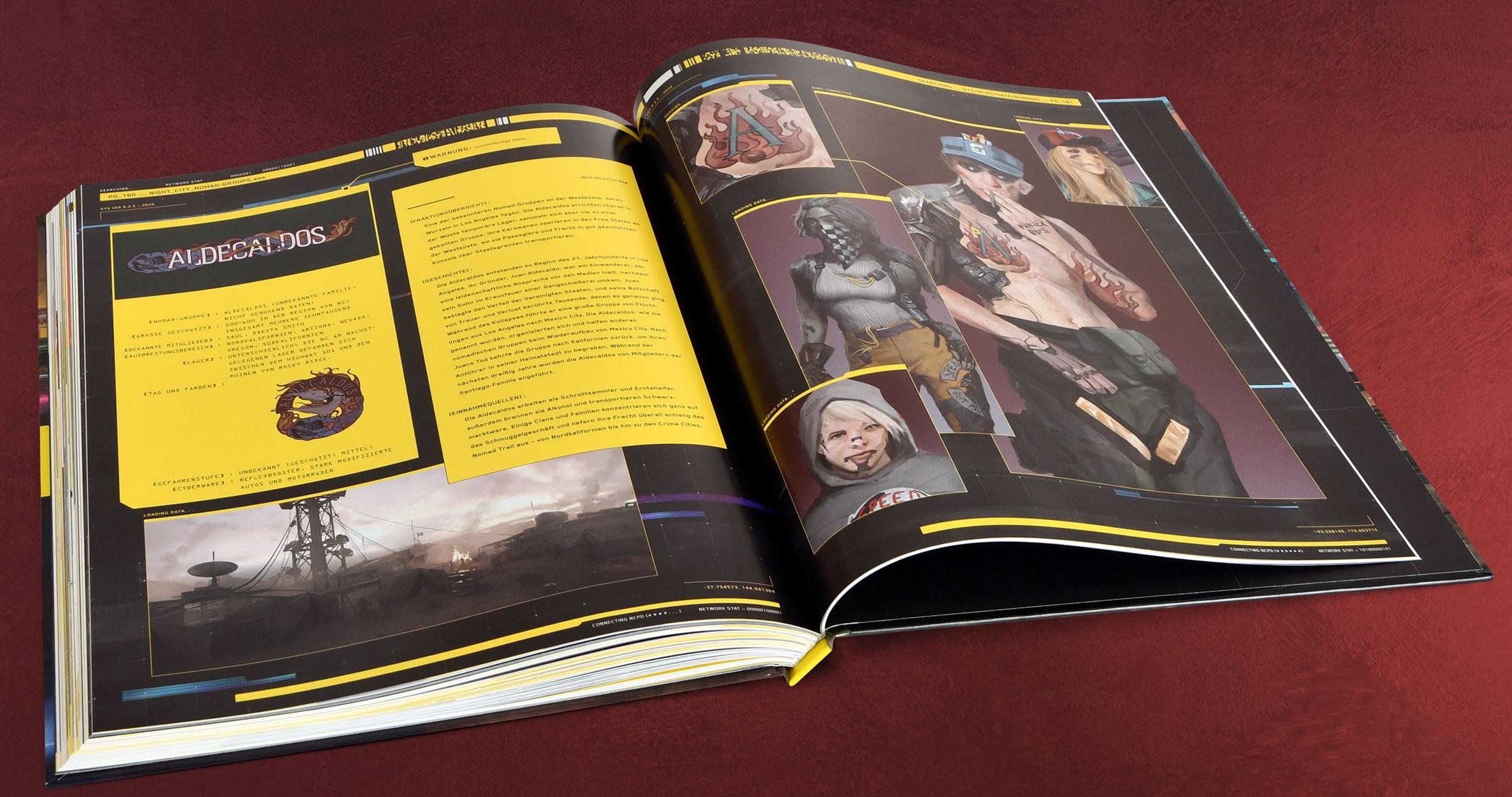 Cyberpunk 2077 Book Image 3