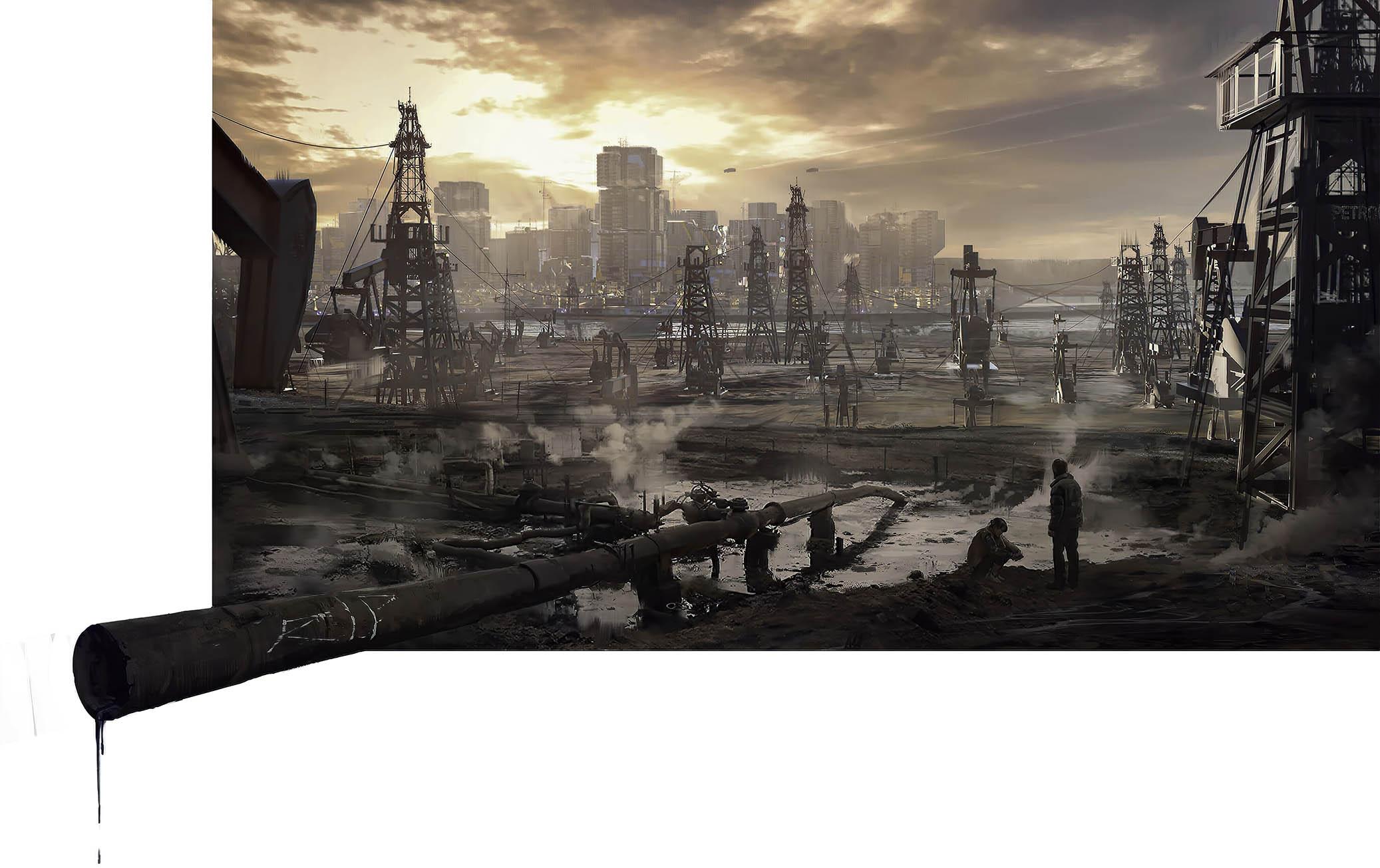 Petrochem Oil Fields