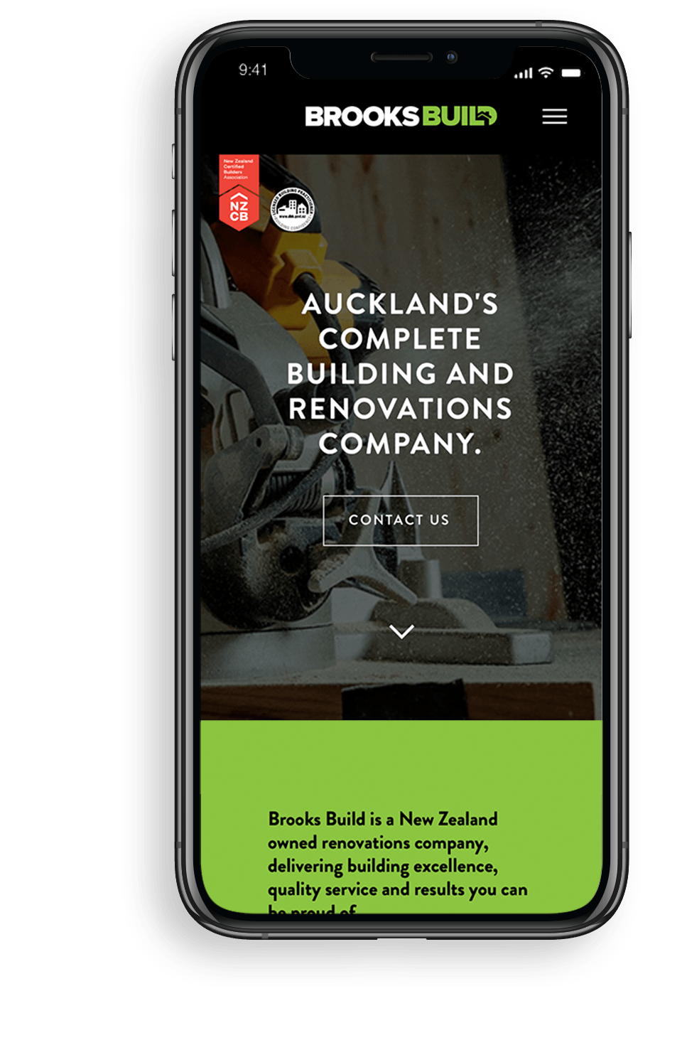Website Design Auckland | Dan Palmer Design Ltd.
