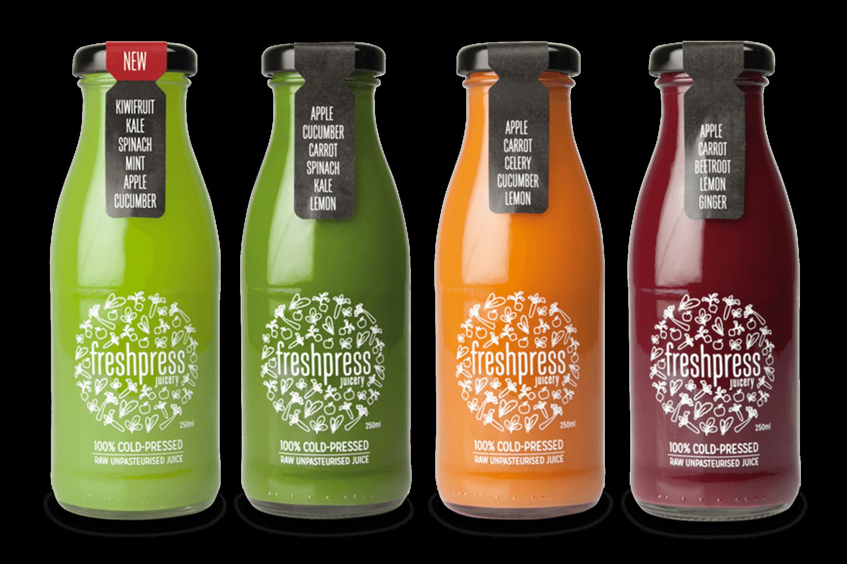 Freshpress Cold-pressed Juice