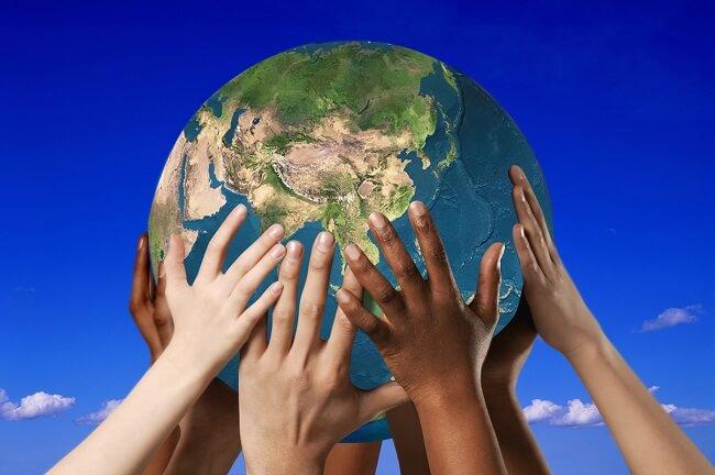 Ăn chay trường góp phần bảo vệ môi trường