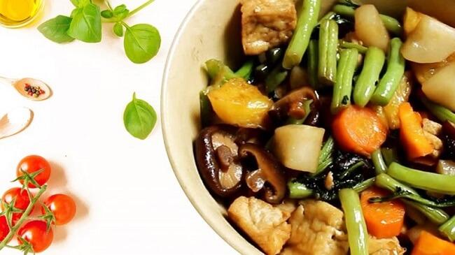 ăn thuần chay tốt cho cơ thể