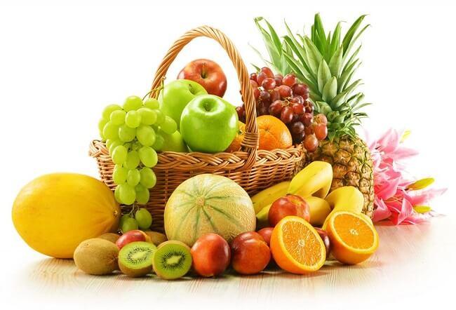 Cần thiết bổ sung trái cây trong thực đơn ăn chay trường