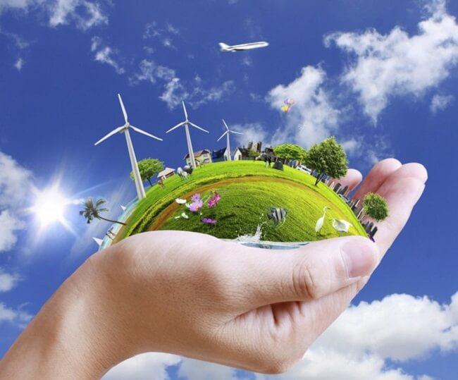 Ăn chay bảo vệ môi trường là giúp giảm thiểu chất thải công nghiệp