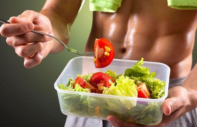 Ăn chay tập gym như thế nào?