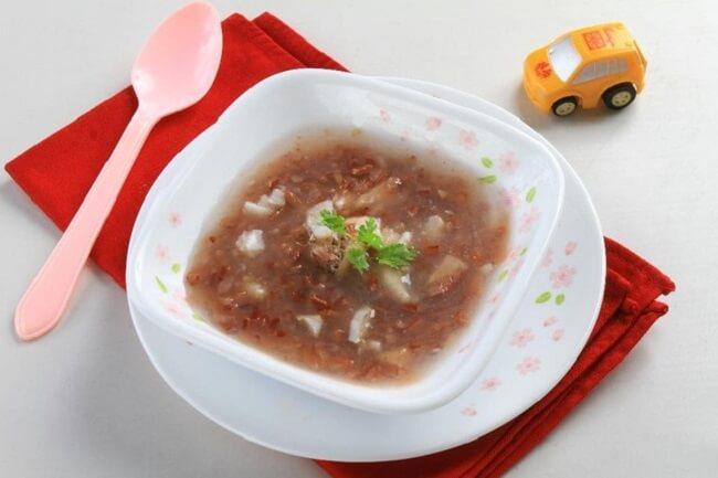 Ăn chay thực dưỡng - Cháo gạo lứt