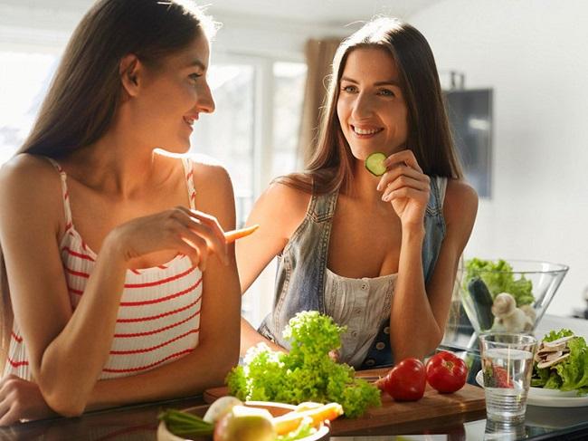 Ẩm thực chay có tốt cho sức khỏe không?