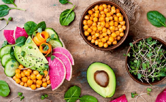 Ăn thuần chay là tránh xa các thực phẩm từ động vật