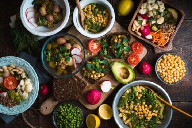 Xây dựng thực đơn ăn chay lành mạnh