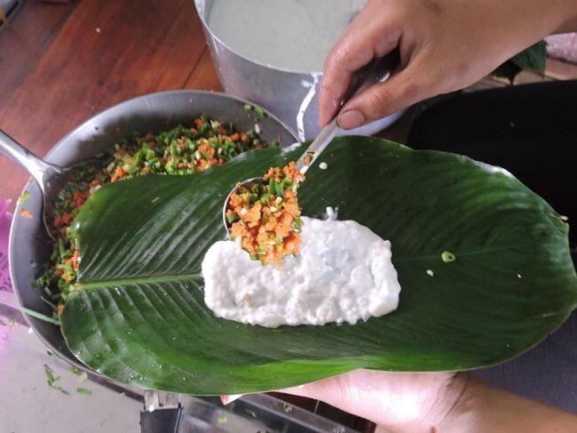 Cách làm bánh nậm chay ngon hấp dẫn
