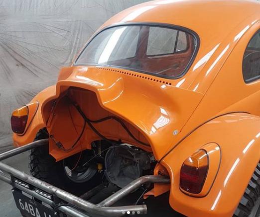 427 Cobra restoration