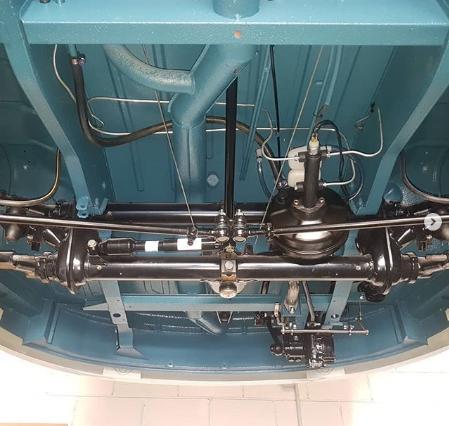 VW Double Cab restoration