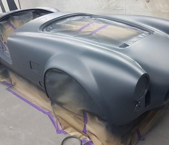 AC Cobra 427 Restoration