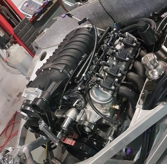 Harro Performance Supercharged LSA AC Cobra