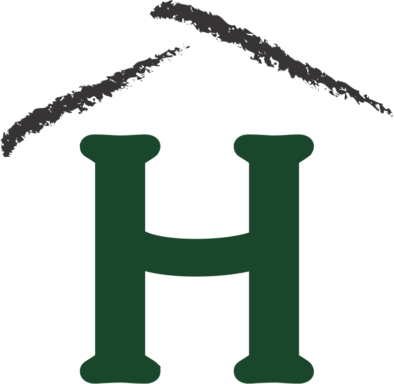 "The Hooley House ""H"" logo"