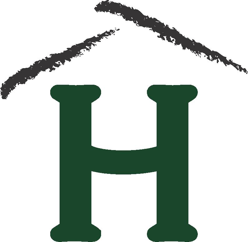 "The Hooley House ""H"" logo"