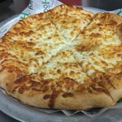 Garlic & White Cheese Pizza