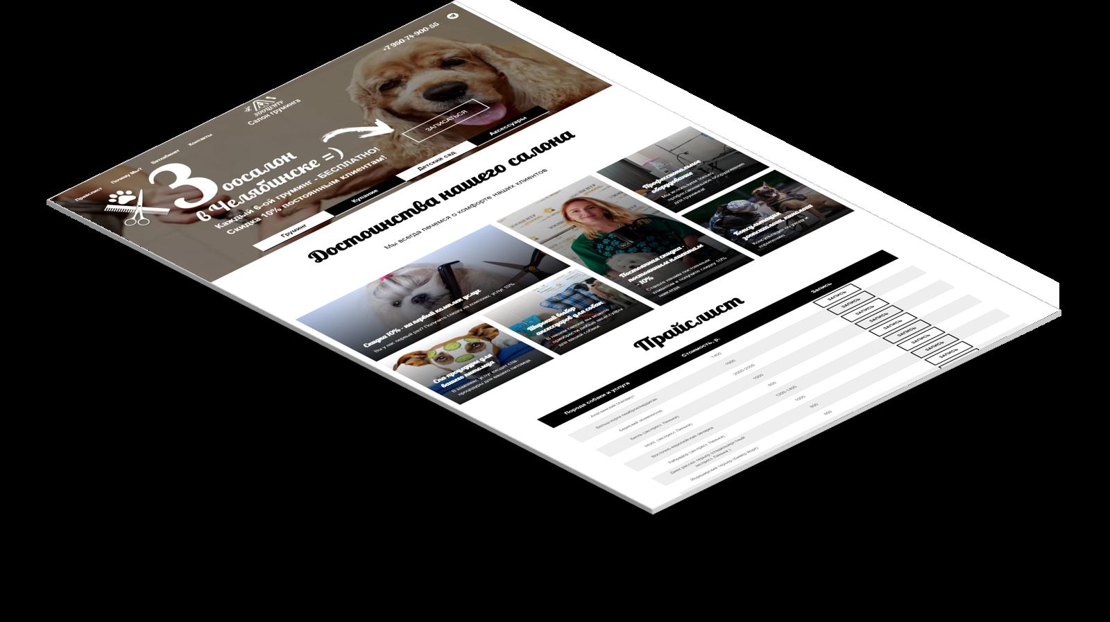 Продвижение в интернете, настройка контекстной рекламы, разработка сайта