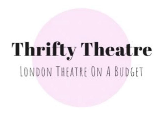 thrifty theatre logo