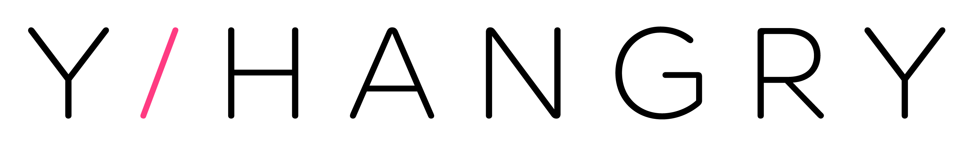 YHANGRY logo