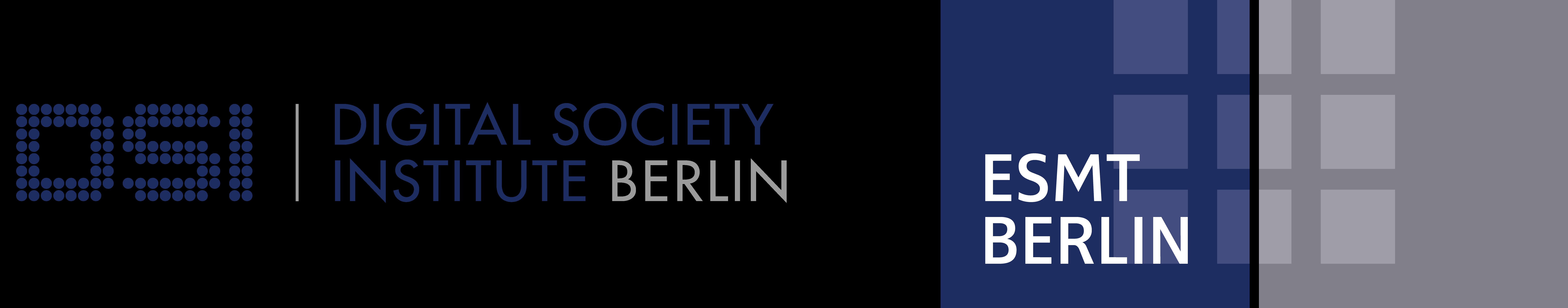 Digital Society Insitute (ESMT), Berlin