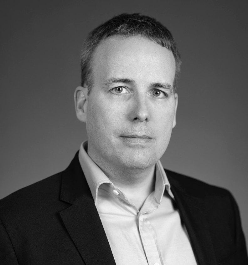 Anthony Hess, CEO at Asceris