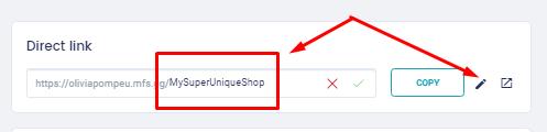 Web Form Custom URL example _ MightyForms