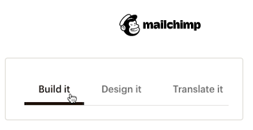 How to use Mailchimp form builder