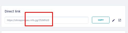 Web form URL example _MightyForms