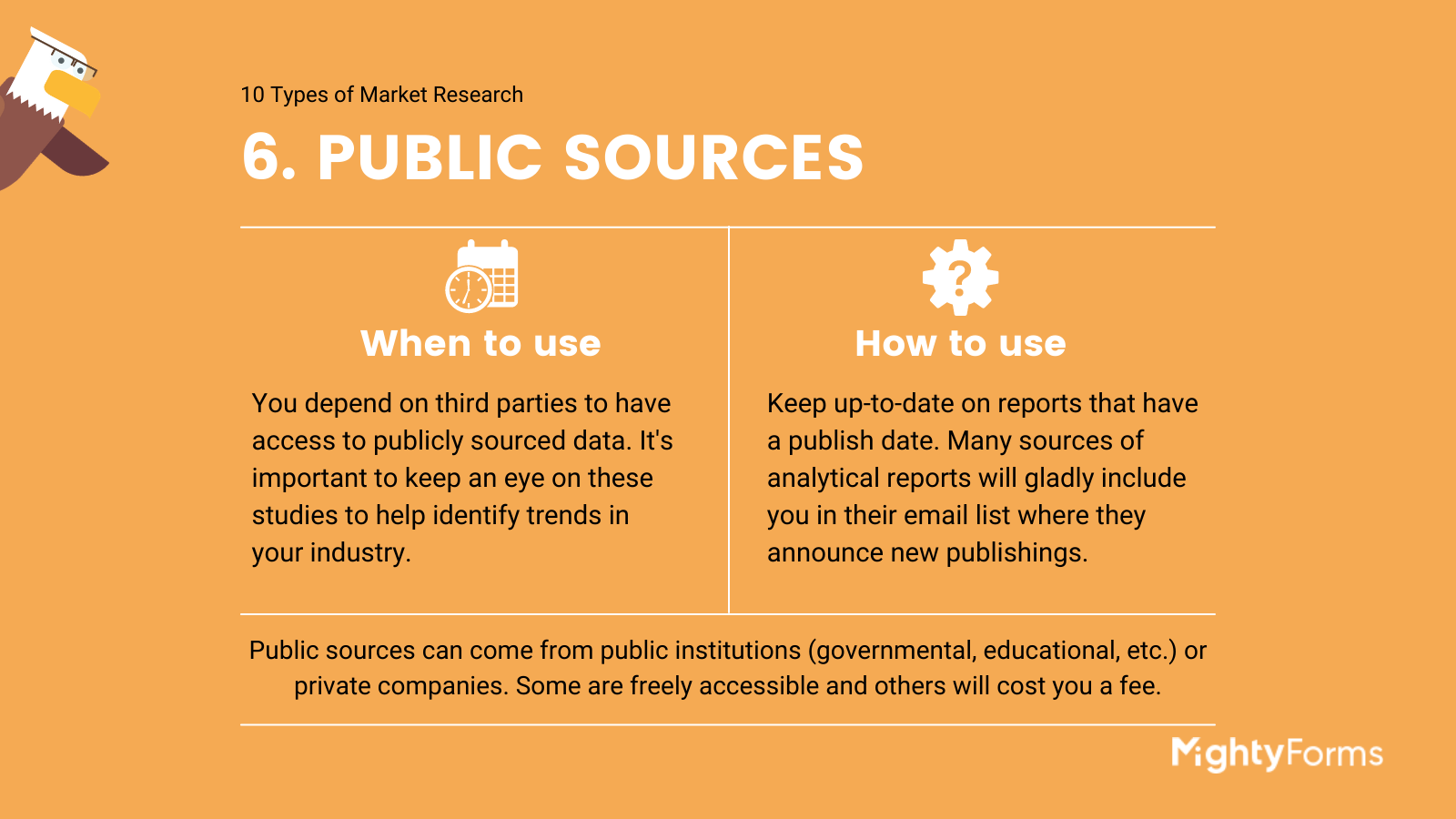 Types of Market Research - Public Sources - infographic_ MightyForms