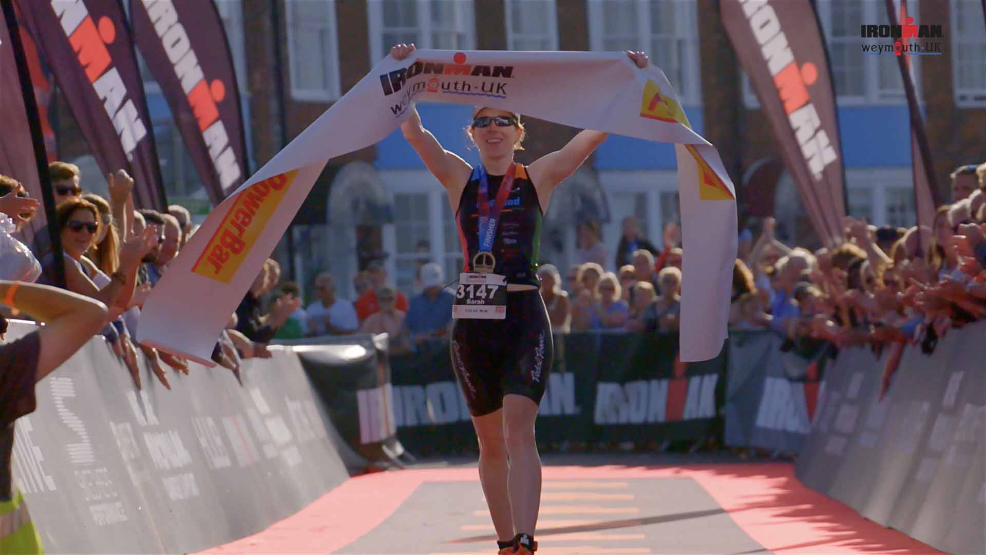 Ironman – Weymouth Promo