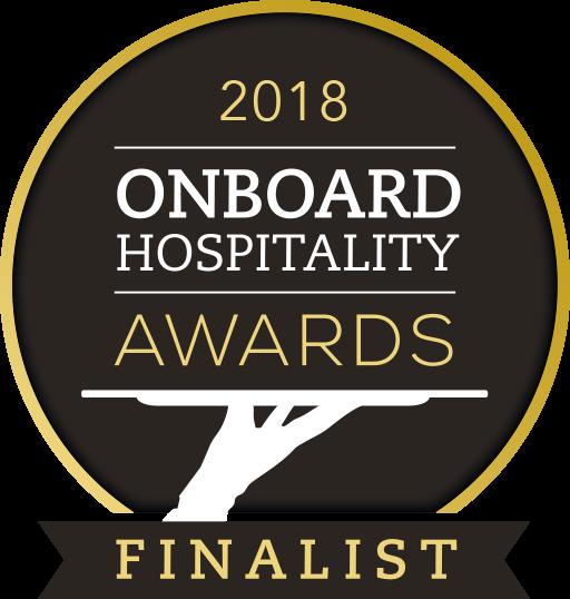 Onboard Hospitality Award 2018 logo