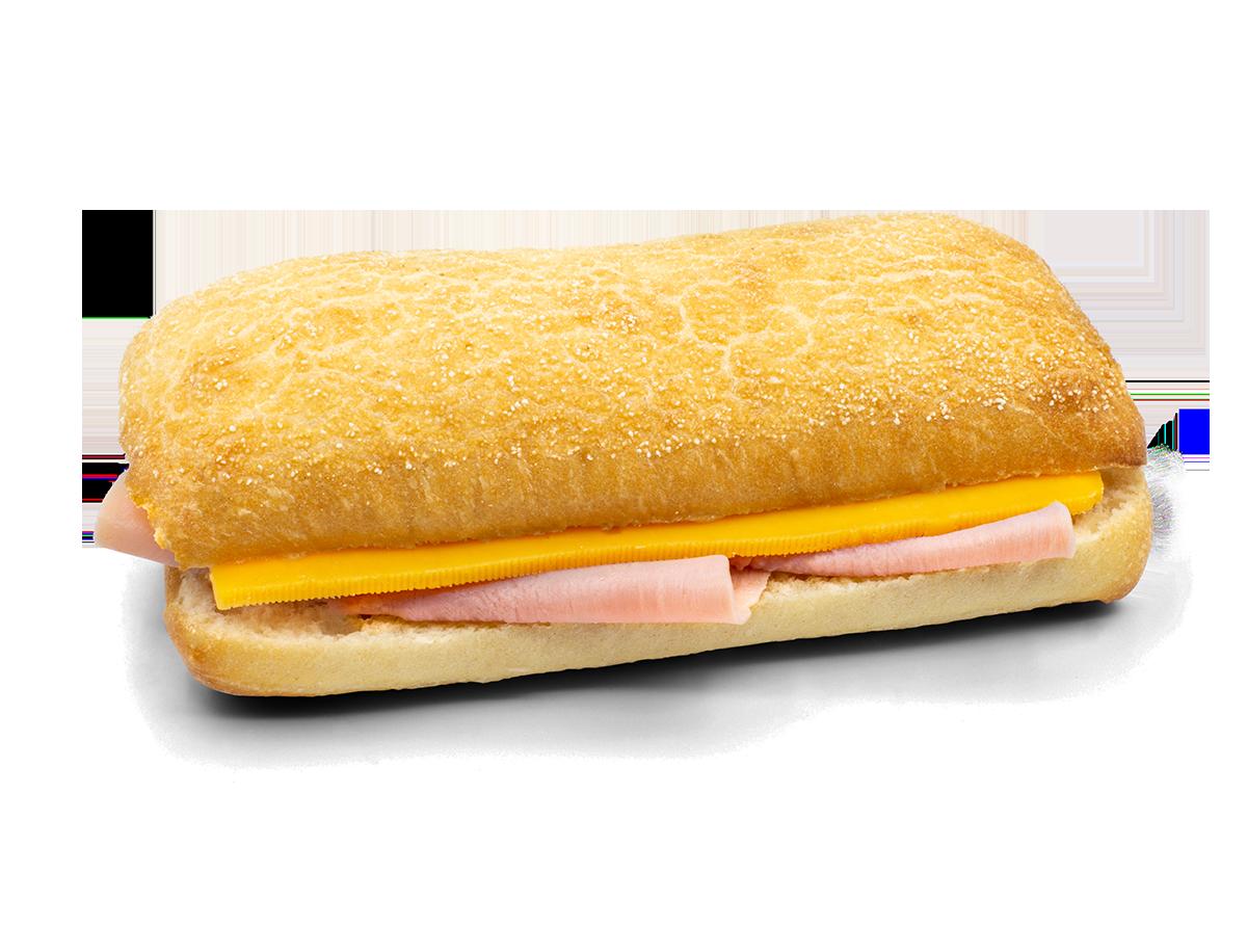 Panini Ham & Cheese