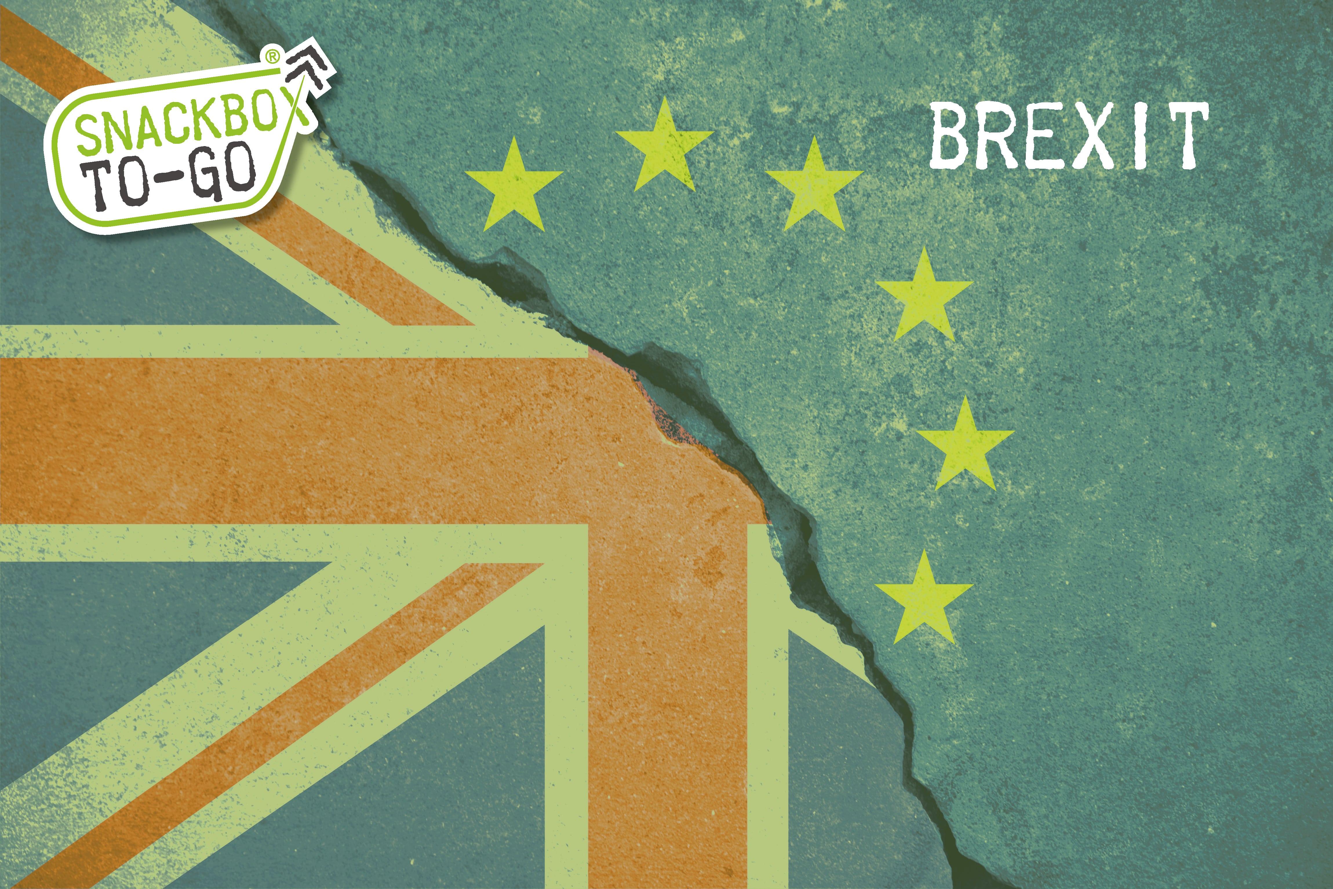 Brexit preparations Snackboxtogo