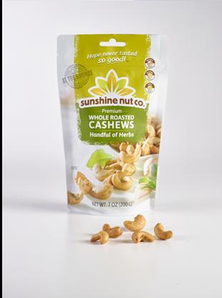 Cashew Nuts - Herbs