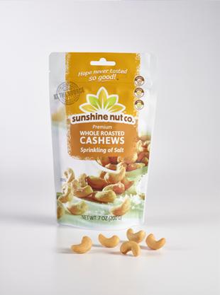Cashew Nuts - Salt