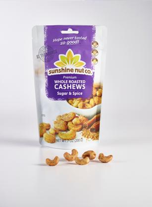 Cashew Nuts - Sugar & Spices