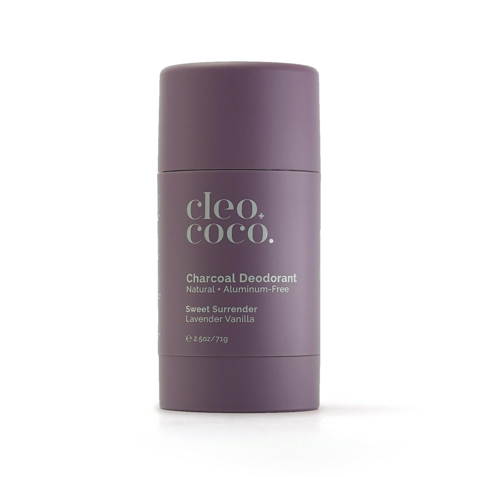 Lavender Vanilla Charcoal Deodorant